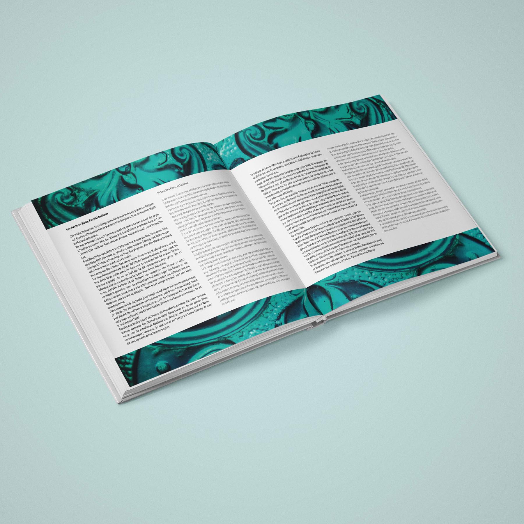 EnergieWendKunst-Buch von Idealist Publishing produziert
