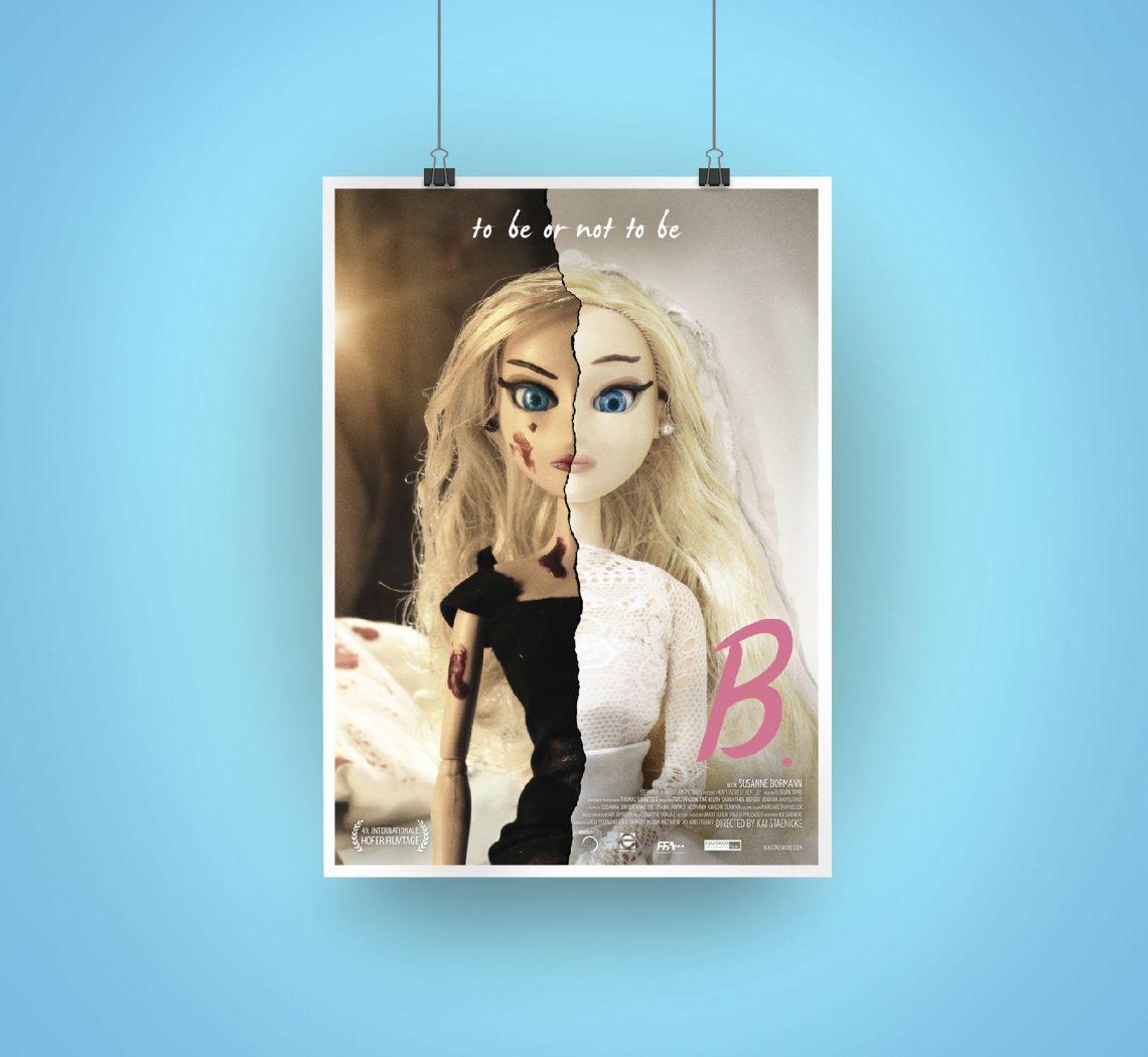 """Filmplakat für """"B."""" von Idealist Publishing"""